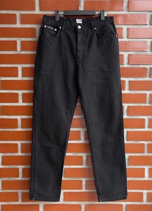 Calvin klein оригинал женские джинсы бойфренды размер 14 кельвин кляйн б у