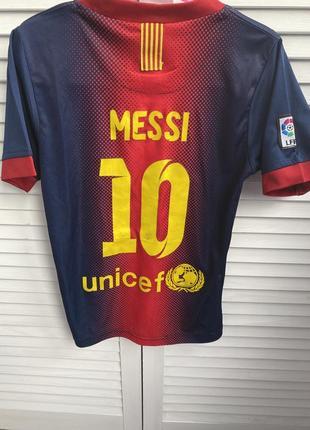 Футбольная форма  фk barcelona messi 10