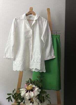 Натуральна блуза # прошва