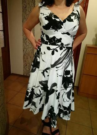 🌺 🌿 🍃 нарядное платье р.48-50 🍃 🌿 🌺
