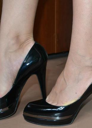 Лаковые туфли nando muzi
