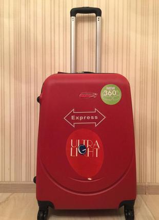 Акция на складе чемодан gravitt польша оригинал валіза