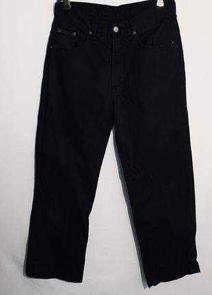 Чёрные джинсы calvin klein jeans оригинал