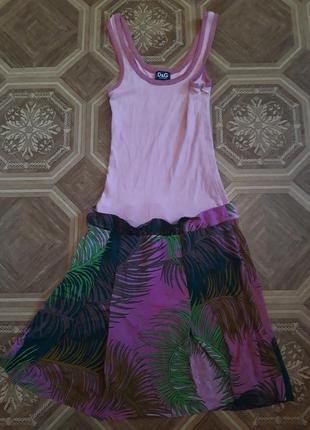 Dolce & gabbana vintage платье женское