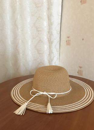 Капелюх шляпа панама  від сонця