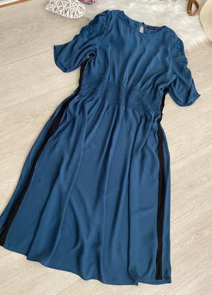 Платье миди с карманами от m&s