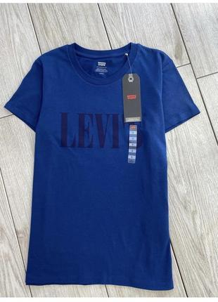 Футболка levi's, оригинал
