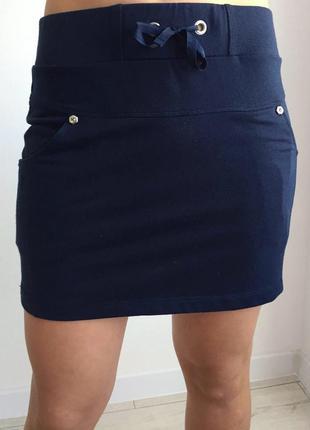 Спідниця, юбка, темно синяя юбка, мини юбка синя юбка спідниця темно синя tezenis, юбка на лето.