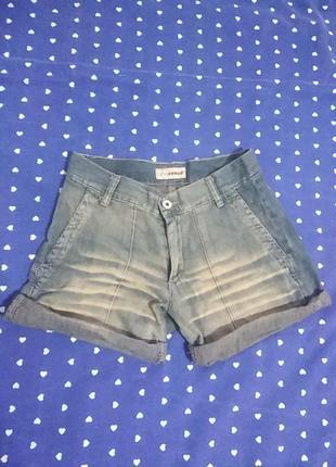 Шорти джинс тонкий 26