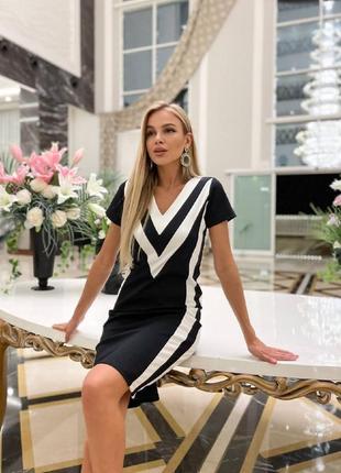 Платье 👗 итальянский трикотаж