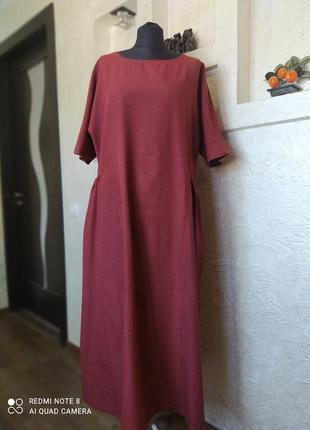 Платье котон zanzea1 фото