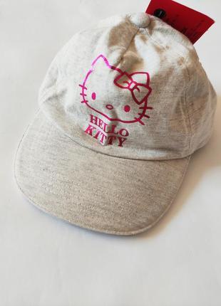 Хлопковая кепка на девочку fox, израиль.
