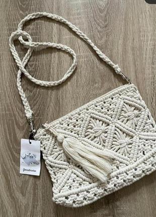 Трендові плетена сумочка від stradivarius ❤️