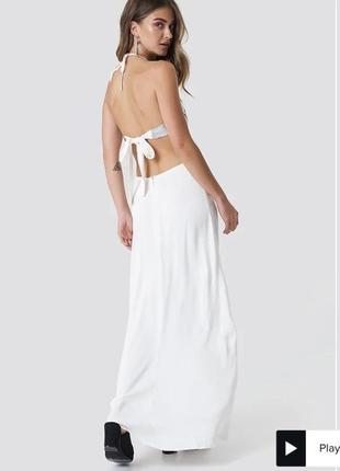 Платье в пайетки макси2 фото