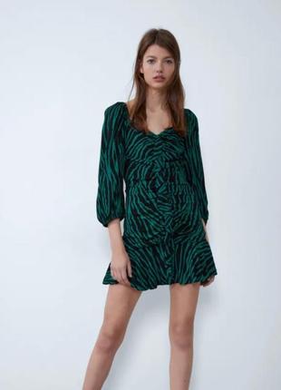 Распродада,ухожу в отпуск❤шикарное платье zara