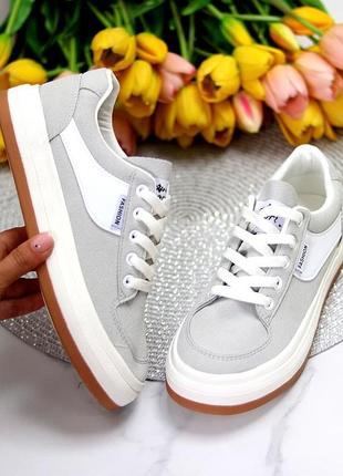 Стильные женские кроссовки весна/лето😍