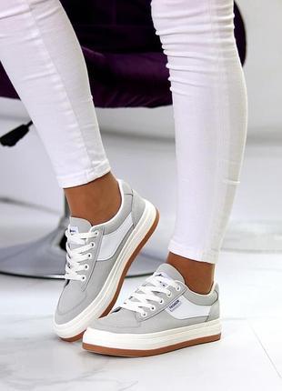 Стильные женские кроссовки весна/лето😍2 фото