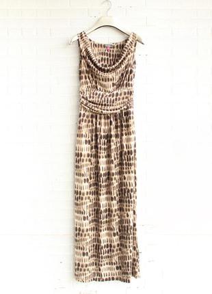 Платье в пол, нарядное