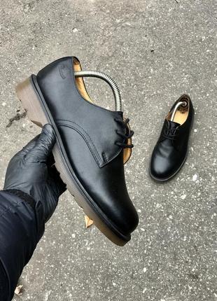 Туфли dr.martens кожаные оригинальные мужские