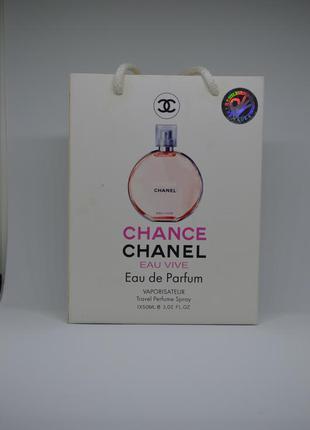 Парфюмированая вода chanel viva 50 мл