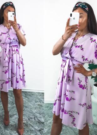Красивое нежное платье2 фото