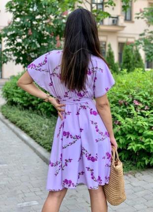 Красивое нежное платье3 фото
