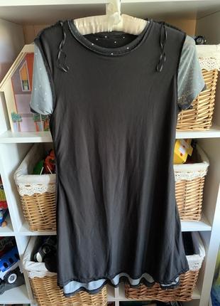 Платье в горошек: горох8 фото