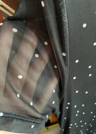 Платье в горошек: горох9 фото