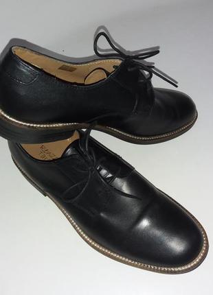 Мужские туфли натуральная кожа  renzo tardelli италия