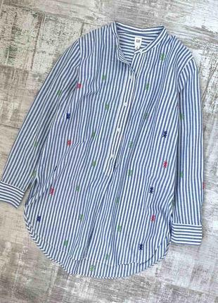 Льняная рубашка 100% лен