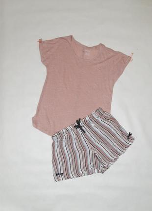 Комплект для дома и сна, пижама футболка и шорты, esmara, германия