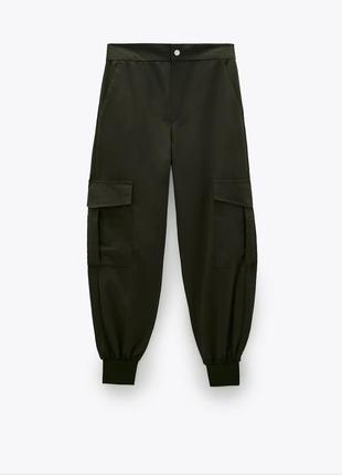 Распродажа,ухожу в отпуск❤шикарный штаны / брюки zara