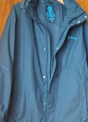 Куртка, ветровка sherpa