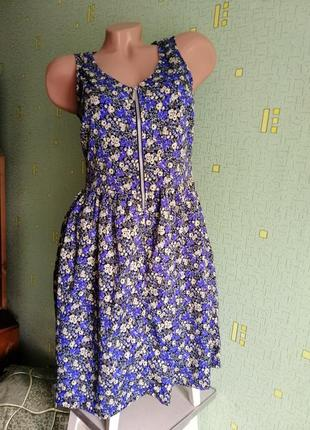 Легкое платье new look