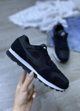 Качественные популярные кроссовки!  nike md runner 2