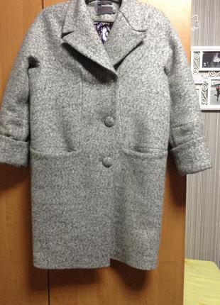 Женское зимнее пальто (на утеплителе slimtex)