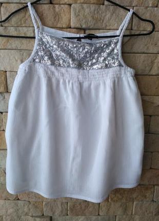 Летняя блуза для девочки 11-12 лет