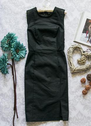 Стильное котоновое платье next