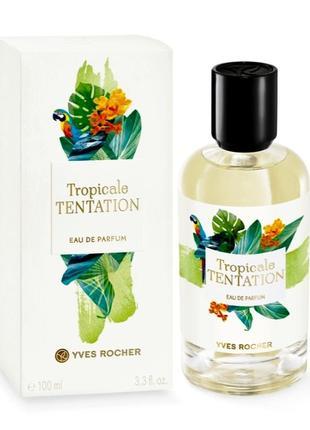 Парфюмированная вода tropicale tentation