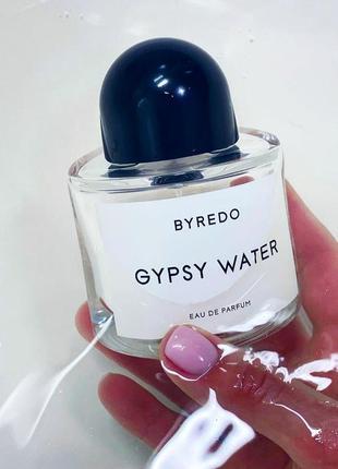 Gypsy water - аромат унисекс пробник парфюма из дубая,стойкий парфюм на лето