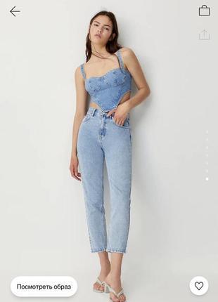 Новые джинсы pull&bear1 фото