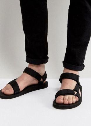 Чоловічі сандалі в стилі teva мужские сандали лето