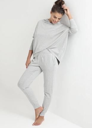 Костюм худи и джоггеры calvin klein оригинал комплект кофта штаны