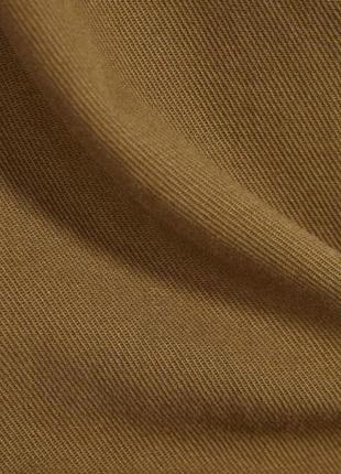 Стильные котоновые брюки штани джинси bershka3 фото