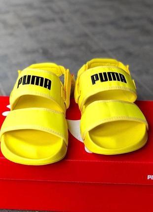 Puma x hyuna leadcat ylm lite sandal