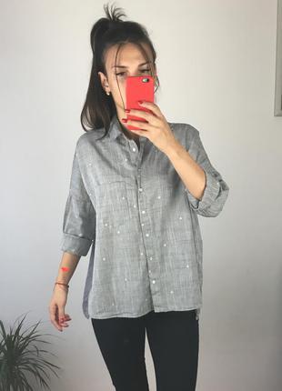Отличная рубашка от zara