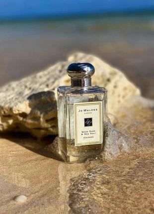 Wood sage & sea salt jo malone пробник парфюма из дубая,духи унисекс,свежий парфюм на лето