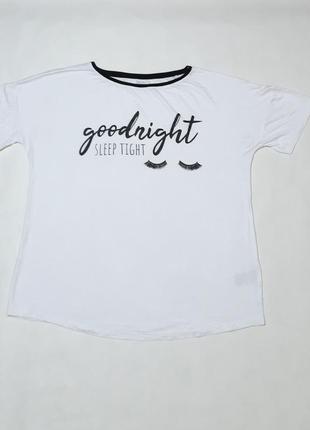 Футболка для дома и сна, футболка из вискозы, esmara, германия