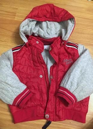 Куртка ветрова chicco