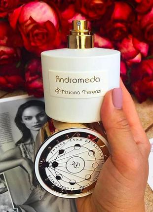 Andromedaa tiziana terenzi женские роскошные духи из дубая,шлейфовый парфюм,ниша